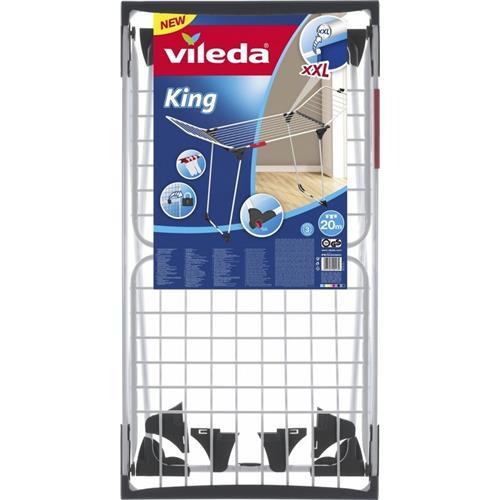 Ruhaszárító Vileda King XXl 157247