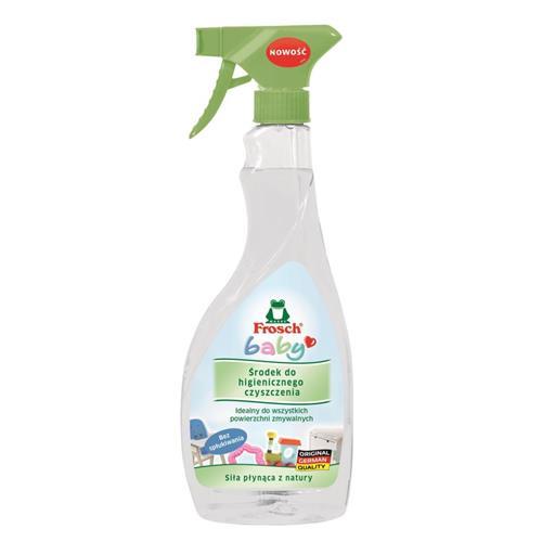 Frosch Baby higiénikus tisztítószer 500ml
