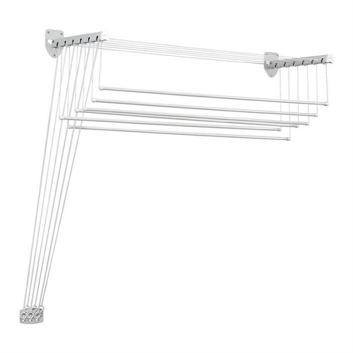 Ruhaszárítók - Vileda Highline 160 mennyezeti szárítógép 159492 -