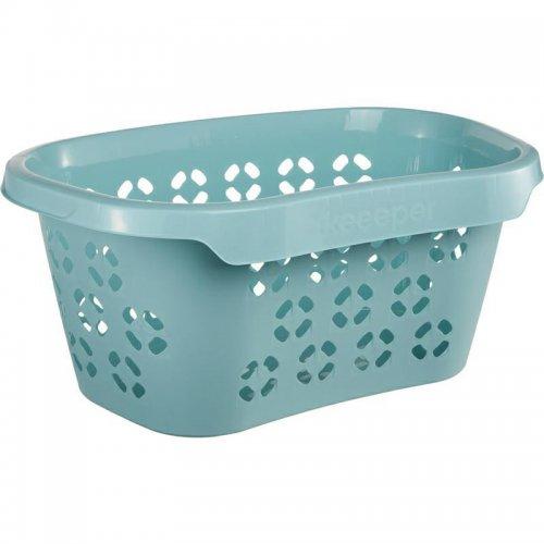 Keeeper Anton mosodakosár 30.5l kék víz csípőtartóval 1009