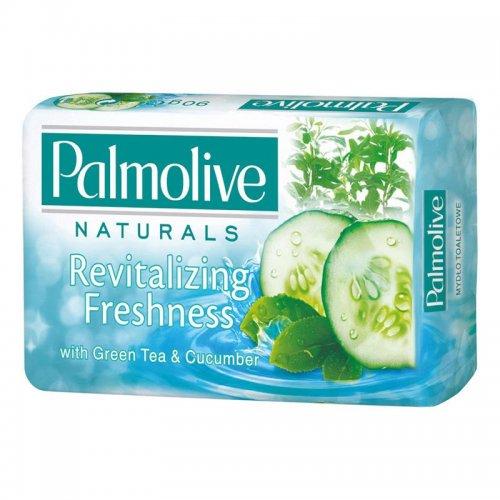 Palmolive kocka szappan zöld tea uborka 90g