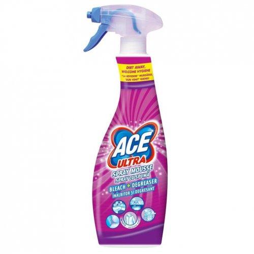 Ace Ultra hab folt eltávolító spray 700ml friss rózsaszínű Procter játékra