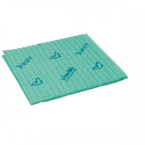 A Vileda Cloth 3d szédítő zöld 120122 Vileda Professional