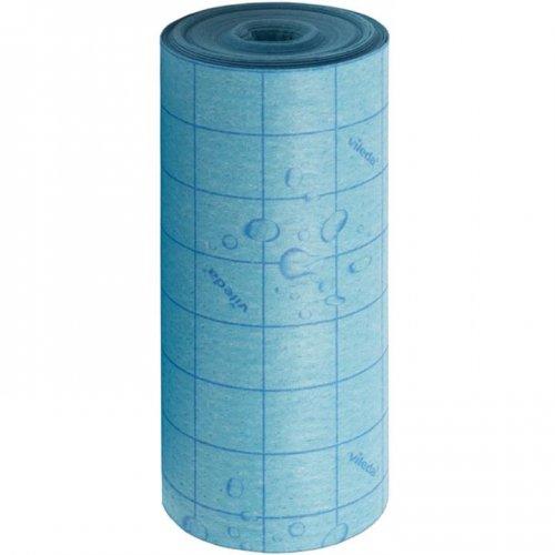 Vileda Cloth 10m Quick`N Dry kék 100145 Vileda Professional