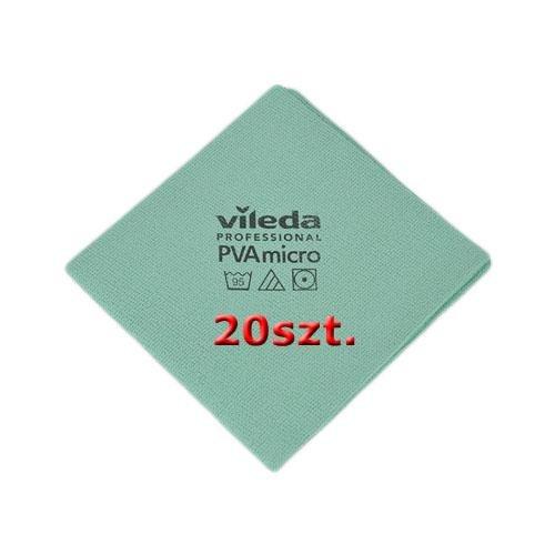 Vileda Pva Micro zöld tea szövetkészlet 20 db