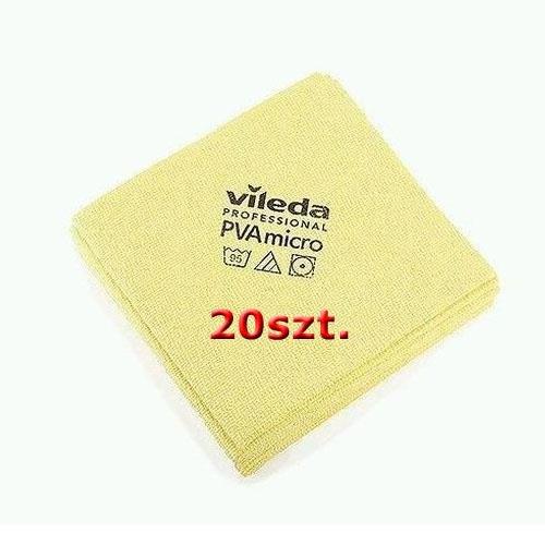 Vileda ruhakészlet Pva Micro Yellow 20db