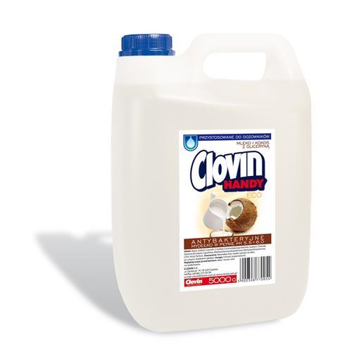 Folyékony szappan 5l kókuszdió-klovin tej