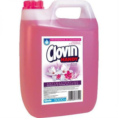 Magnólia folyékony szappan 5l Clovin Glicerinnel
