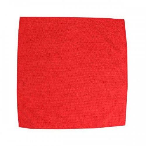 Mikroszálas kendő 32x32 piros F