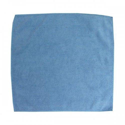 Mikroszálas kendő 32x32 kék F