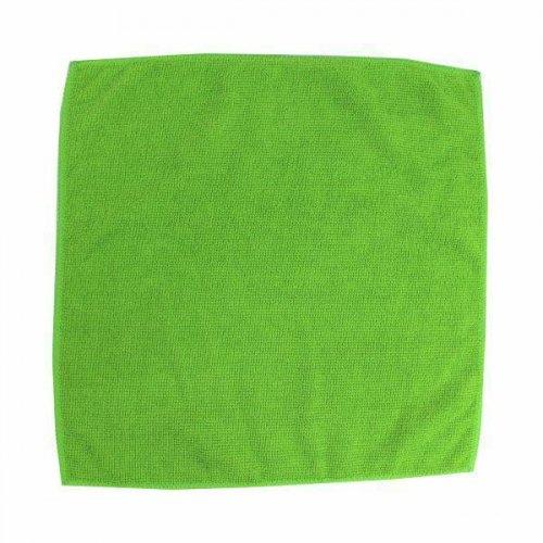 Zöld mikroszálas kendő 32x32 F