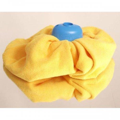 Gosia mikroszálas utántöltő sárga ruha 4867