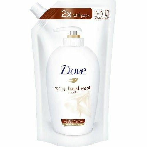 Dove Folyékony szappan 500ml Fine Silk