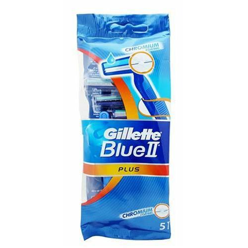 Gillette Blue2 Plus Maszynki Do Golenia 5szt..